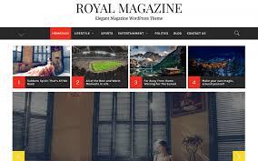 best blog themes ever magazine best wordpress blog themes free download