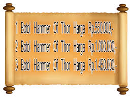 hammer of thor di solo 082226556333 obat kuat thor hammer