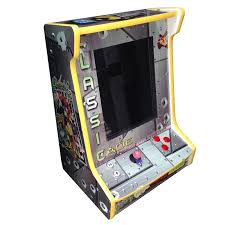 Table Top Arcade Games Tabletop Classic Arcade Game Vertical 60 In 1