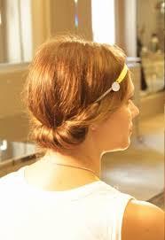 Frisuren Selber Machen Haarband by Romantik Frisur Mit Haarband Gofeminin