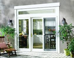 Patio Door With Vented Sidelites by Sliding French Patio Doors With Screens Patio Outdoor Decoration