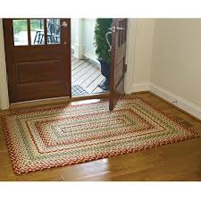 Primitive Home Decors Cotton Braided Rugs Primitive Home Decors