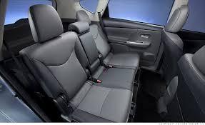 toyota prius legroom toyota prius v more junk in the trunk passenger room 4 cnnmoney