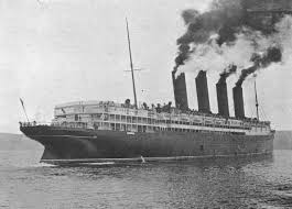 sinking of the lusitania sinking the lusitania part 1 civilians die in wicked atrocity