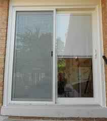 Sliding Glass Patio Storm Doors Sliding Patio Doors With Built In Blinds U2013 Martaweb