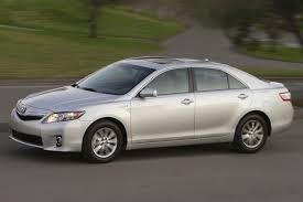 gas mileage 2007 toyota camry 2007 2011 toyota camry hybrid used car review autotrader