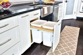 built in trash compactor replace trash compactor with cabinet ft built in trash compactor