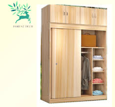 Wood Almirah Design