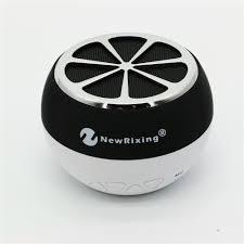high quality mini bluetooth speakers lemon shape wireless smart