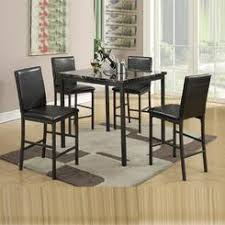 Black Square Dining Table Small Dining Room Sets Sears