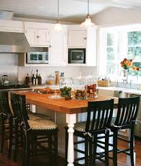 kitchen island table combination kitchen island with seating table combination white throughout