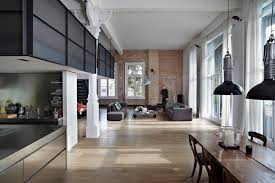 industrial loft interior design affordable a combination of