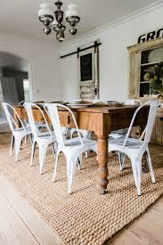 farmhouse table with metal chairs new farmhouse dining chairs white farmhouse room decor and with