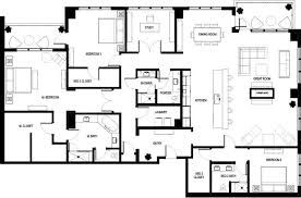 Small Condo Floor Plans High Rise Condo Floor Plans Live At The Landmark Floor Plans