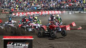 motocross atv daytona atv supercross atv motocross national series episode 1