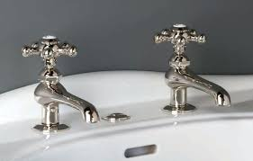 Vintage Bathroom Fixtures For Sale Vintage Bathroom Faucets Vintage Widespread Bathroom Faucet Aged