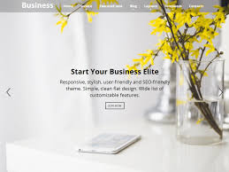 business elite u2014 free wordpress themes