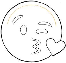 emoji 6 u2013 printable coloring pages