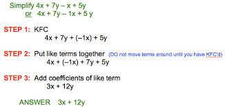 simplifying exp by clt gms foundations of algebra 2