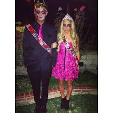 king of queens halloween costume halloween dead prom queen and king make up hair u0026 make up