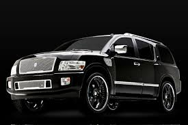 nissan armada with black rims struts infiniti qx56 collection nissan armada forum armada
