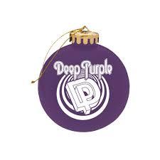 purple ornament purple