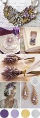 wedding colors i love shades of lavender gold silver the