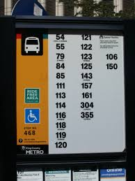 Metro Bus Routes Map by Basics The Case For Frequency Mapping U2014 Human Transit