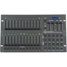 elation stage setter 24 channel dmx light controller pssl