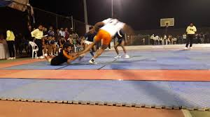 M S University by 2016 Under 19 National Kabaddi Surat Rular Vs Baroda M S