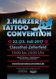 harzer tattoo convention july 2017