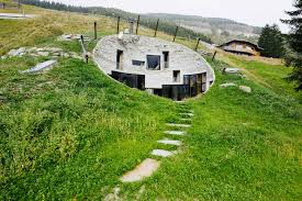Underground Tiny House by 5 Houses Built Into Hills That U0027ll Convince You To Move Underground