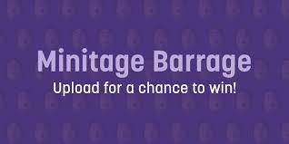 Challenge Official Twitch Minitage Barrage Upload Challenge Offici