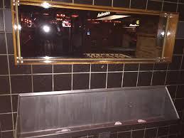 bar bathroom ideas two way mirror at a bar bathroom in chicago imgur