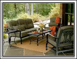 Garden Treasures Patio Furniture Replacement Cushions by Garden Treasures Severson Patio Furniture