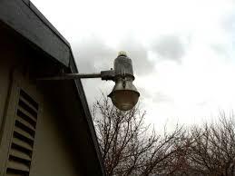 Mercury Vapor Lights Vintage Street Lights For Area Lighting