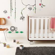 Butterfly Rugs For Nursery Baby Room Attractive Jungle Baby Nursery Room Decoration With
