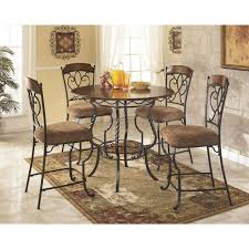 Best Dining Room Set Images On Pinterest Dining Room Sets - Hyland counter height dining room table with 4 24 barstools
