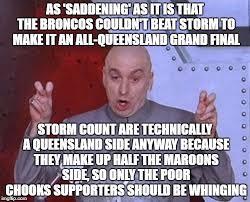 Queensland Memes - dr evil laser meme imgflip