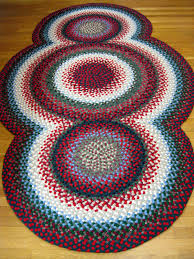 Indoor Outdoor Braided Rugs by 6 Round Braided Rugs Roselawnlutheran
