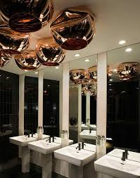 Modern Bathroom Design Of Barbecoa Restaurant By Speirs Major - Restaurant bathroom design