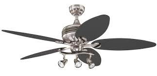 elegant track lighting ceiling fan 18 for track lighting with track lighting ceiling fan