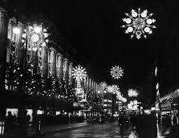 what time did oxford street u0027s christmas 2017 lights get switched