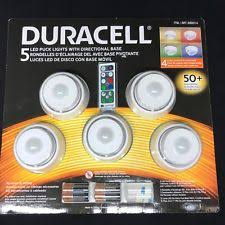 duracell led puck lights duracell 5 led puck lights with directional base remote control