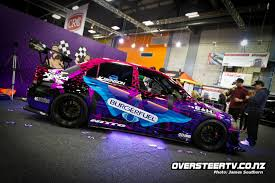 mitsubishi evo 7 custom kat benson launches new burgerfuel evo 7