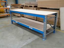 Work Benches With Storage Garage Workbench Storage Steel Garage Work Benchesgarage