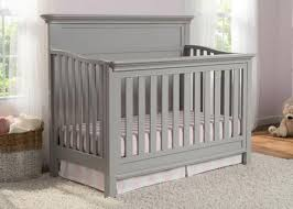 Serta Master Sleeper Crib And Toddler Mattress The Safest Cribs For Infants Toddlers Delta Children