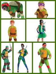 Halloween Costumes Ninja Turtles Halloween Costumes Teenage Mutant Ninja Turtle Family Holidays