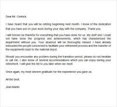 resignation letter format awesome how to write a retirement