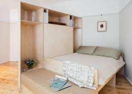 How To Make The Most Out Of A Small Bedroom Eight Tiny Apartments That Make The Most Of Every Square Inch